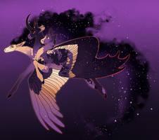 Fluttershy x Twilight x Luna Polyship Adopt