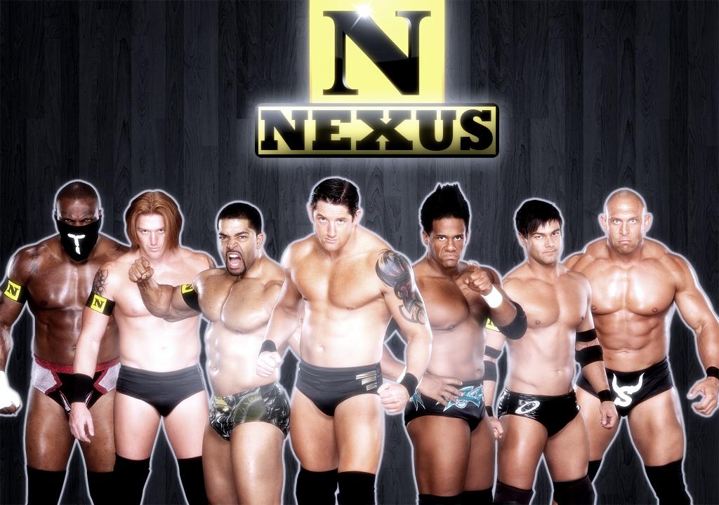 WWE Nexus by Gogeta126