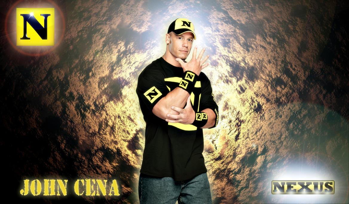 WWE John Cena Nexus By Gogeta126