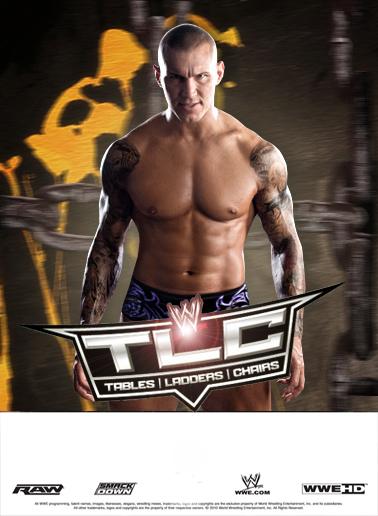 WWE TLC 2010 by Gogeta126