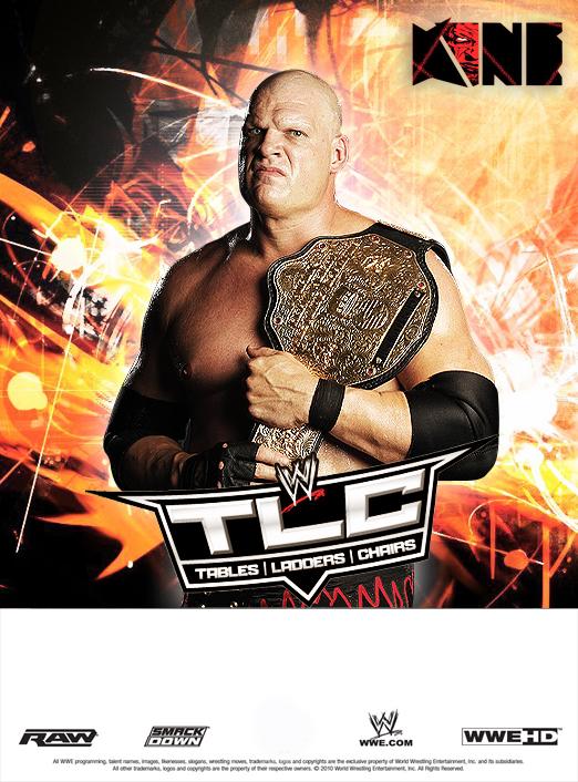 WWE TLC 2010 2 by Gogeta126