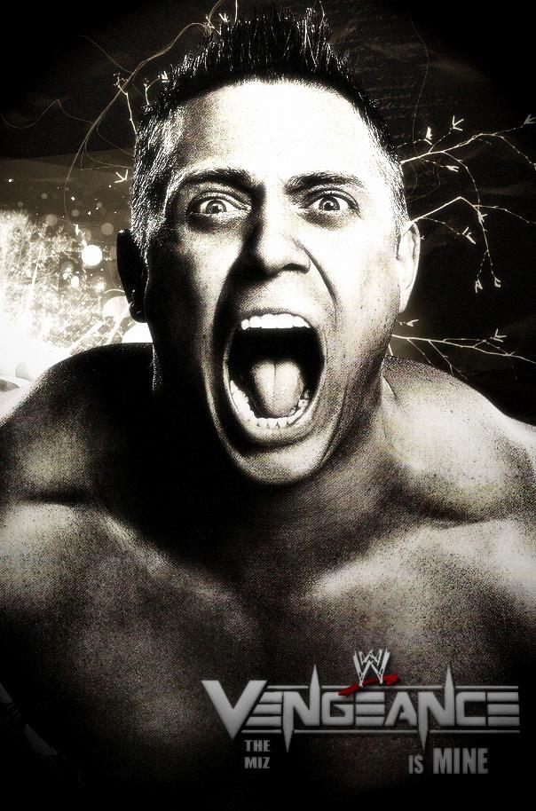 WWE Vengeance 2011 by Gogeta126