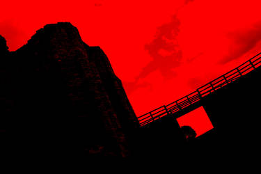 Warkworth Gate Red by Kestenan