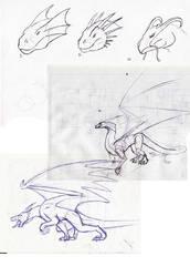 sketch dump by Kestenan