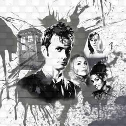 David Tennant: The 10th Adios by blacklilly5150