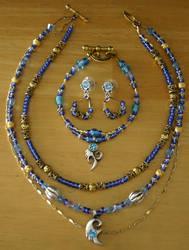 Atlantean Jewelry Design by blacklilly5150