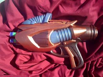 The Modern Gentleperson's Gun by blacklilly5150