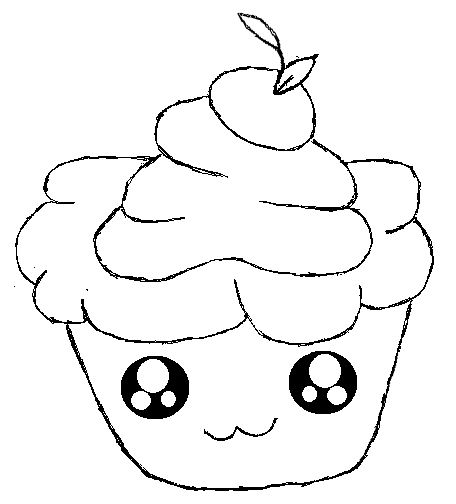 Chibi Cupcake By Ssalter05 On DeviantArt