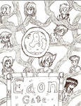 Eaon Gate title page by Vash1212