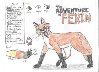 Ferin lerox character Bio by jorbyman