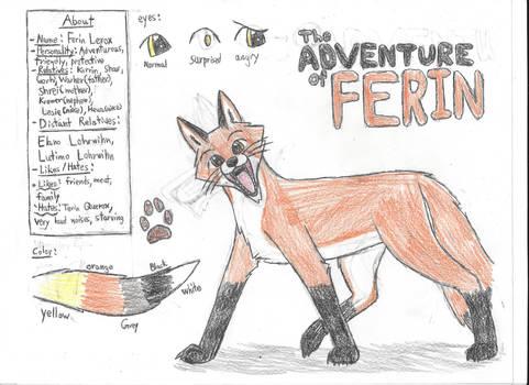 Ferin lerox character Bio