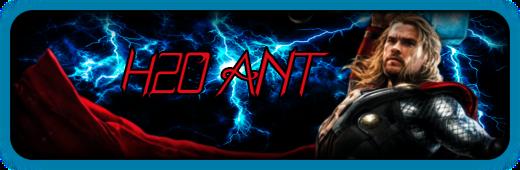 H2O Ant