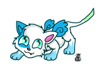 krxterme  owo 'Cute Dual' by MVFox