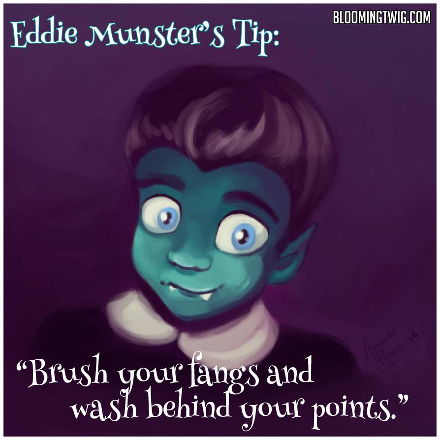 Eddie Munster by bakabunny