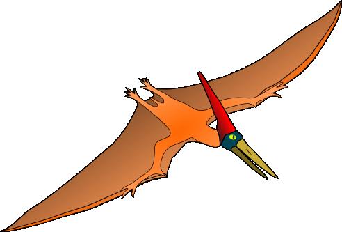 Cartoony Pterodactyl 1.1 by nosajx7