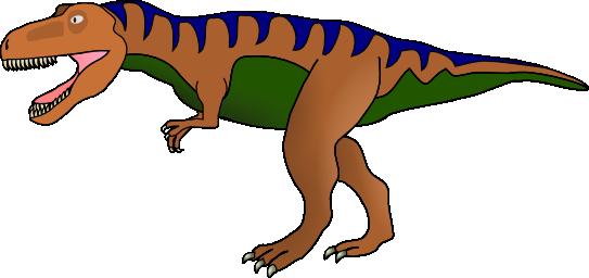 T-Rex by nosajx7
