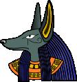 Anubis (head) by nosajx7