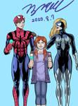 Spider-Man / Spider-Woman