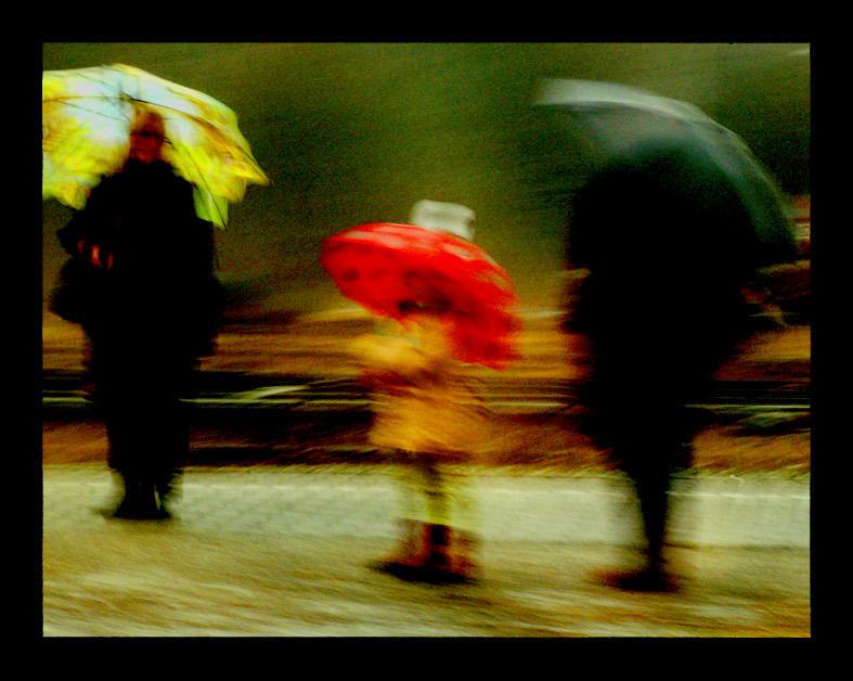 through the universe of rain by iGraq
