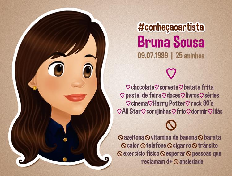 Meet the Artist by brunasousa