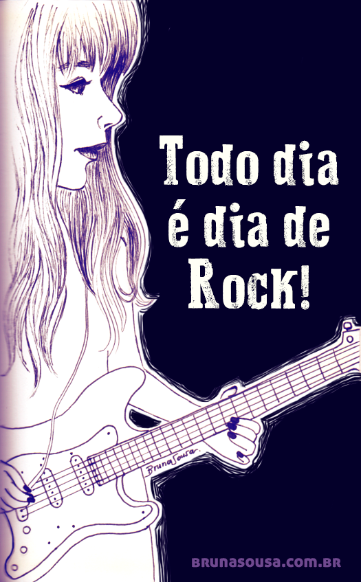 Rock Day by brunasousa