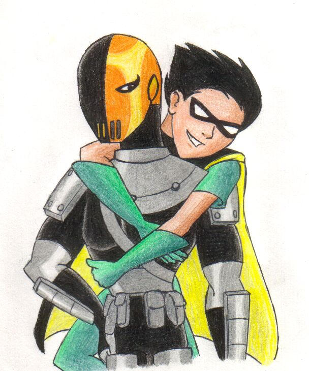 Robin and starfire fanfiction lemon