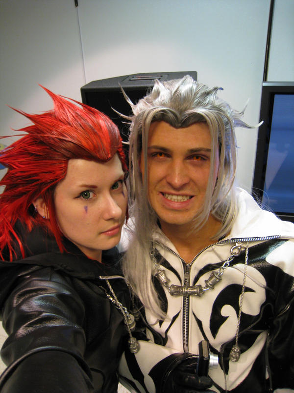 smile Xemnas by AfterlifeUSEC