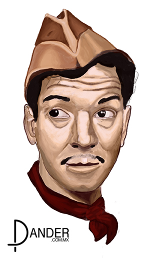 Cantinflas by The-Dander
