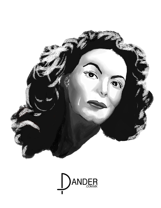 Maria Felix by The-Dander