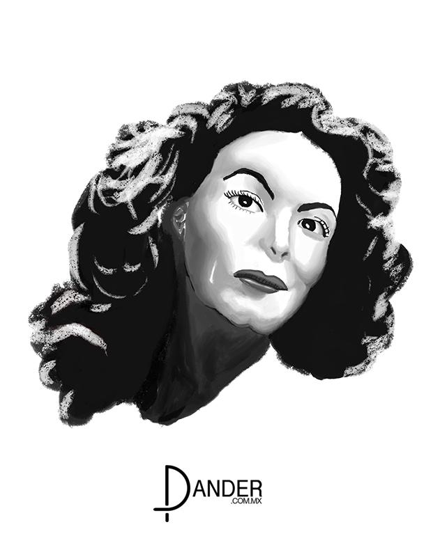 Maria Felix by The-Dander