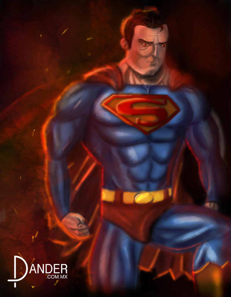 Man of Steel by The-Dander