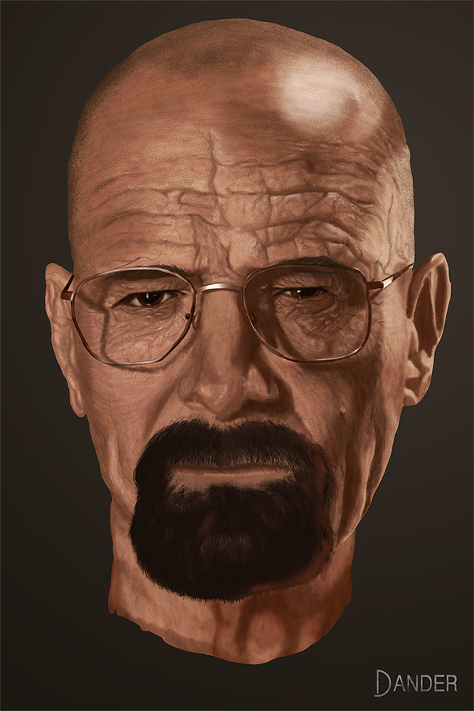 Heisenberg v2 by The-Dander