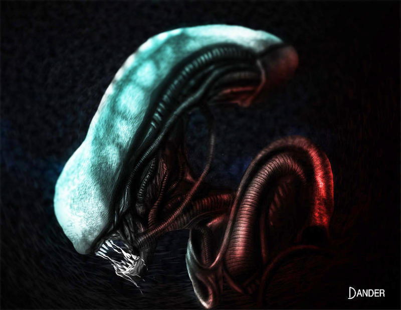 Xenomorph by The-Dander