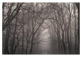 afraid of that darkness by garrit