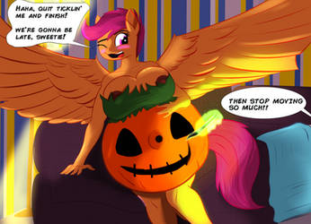 Fertile Fright - Nightmare Night! by fiftyfivefives