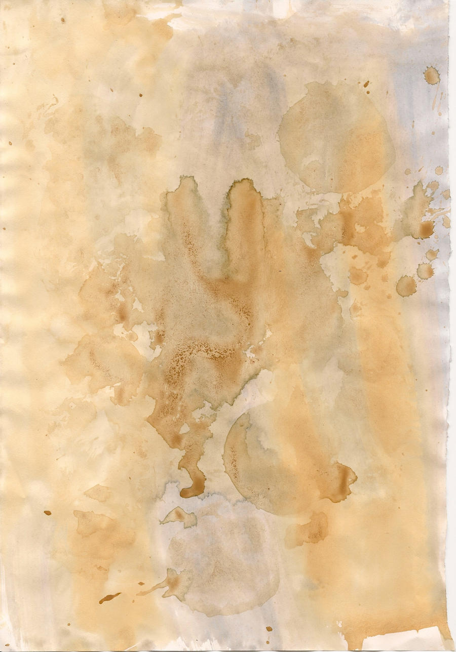 Texture: Tea Stain VI by frameofthoughts