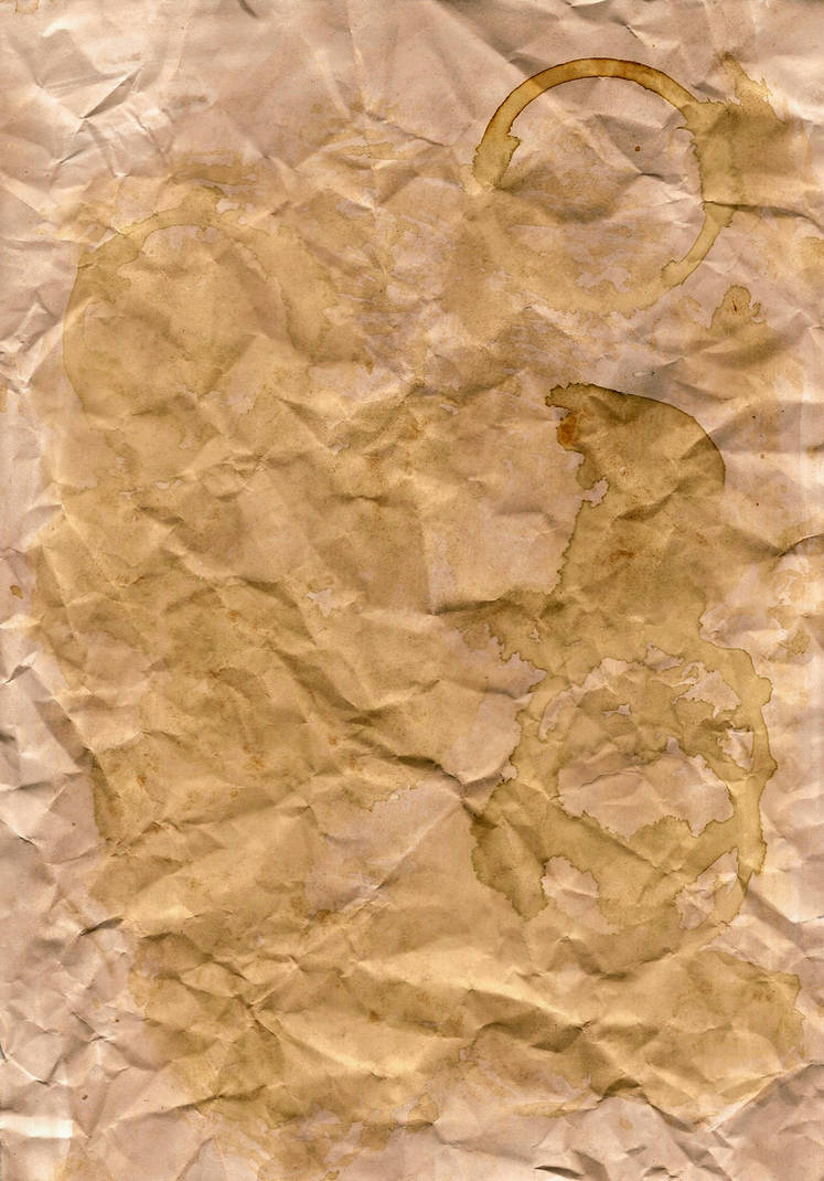 Texture: Tea Stain VIII by frameofthoughts