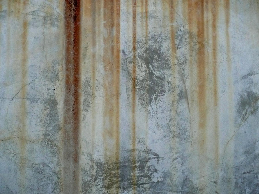 Texture: Rust Drips III by frameofthoughts