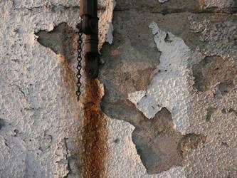 Texture: Rust Drips IV