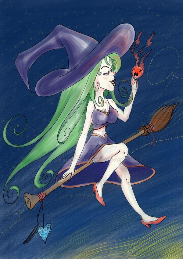 Witch by Sushigo