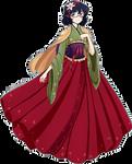 Erin - Kimono [commission]