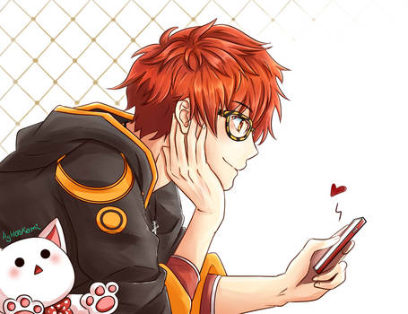 Chatting with MC~