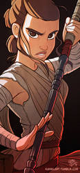Rey by Kaisel