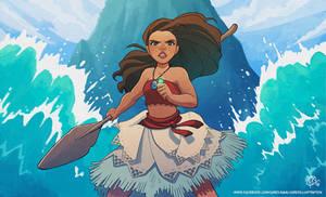 I am Vaiana!