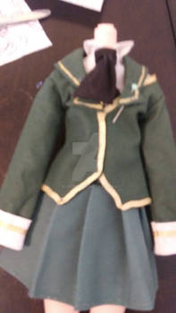 Doll outfit from bokura...tomodachi