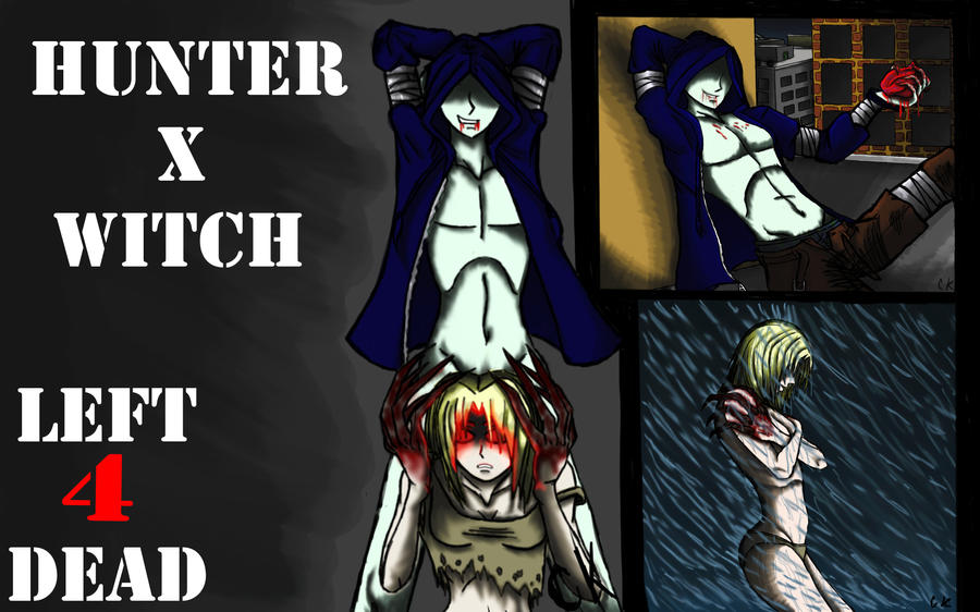 L4d2 Witch Hunter