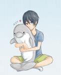 Haru-chan's Dolphin