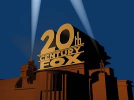 20th Century Fox 1994 logo replica WIP by supermariojustin4