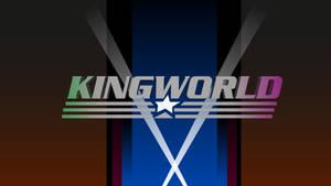 King World 1990 logo Remake