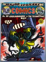 Major Spoilers Comics 89... by tnperkins